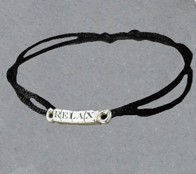 Xanax Pill Charm Bracelet